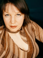 Anke Schüler, actor, speaker, singer, Berlin