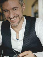 Robin Poell, actor, singer, presenter, dancer, Berlin