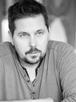 John F. Kutil, actor, Linz