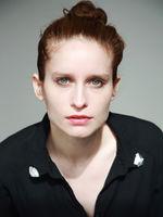 Lea Draeger, actor, Berlin