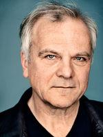 Bernhard Schütz, actor, Berlin