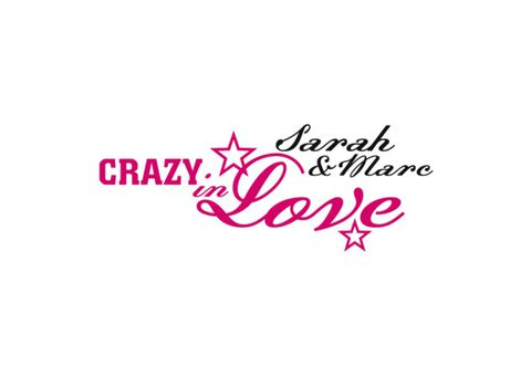 Logo Sarah & Marc Crazy in Love