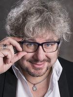 Moses Wolff, actor, comedian, cabaret artist, München