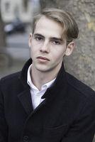 Jonathan Emilian Heck, actor, speaker, Berlin