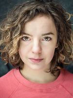 Julia Trautvetter, young talent, drama student, München