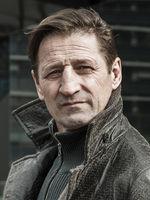 Andreas Patton, actor, Berlin