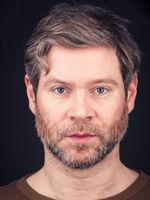 Lukas Loughran, actor, Stockholm