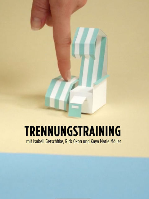 Trennungstraining Cover | © Fabian Friedrich