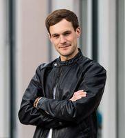 Jeremias Rockel, location manager, unit manager, set manager / 3rd AD, Fulda