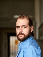 Philipp Kastner, young talent, drama student, München