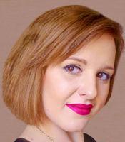 Anna Prehler, production assistant, Madrid
