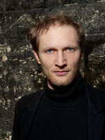 Raphael Dwinger, actor, Berlin
