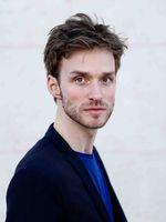 Markus Gläser, actor, Frankfurt