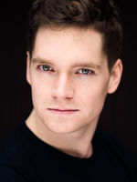 Philipp Lind, actor, Berlin