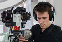 Martin Rieger, sound re-recording mixer, production sound mixer, composer, München