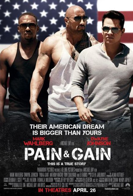 Pain and Gain | © Paramount Pictures