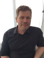 Jörn Stiefermann, unit manager, Hamburg