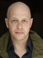 Holger Stolz, actor, Köln
