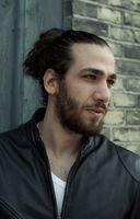 Tariq Al-Saies, actor, Kopenhagen