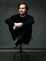 Nico Rogner, actor, Paris