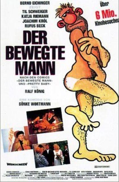 Der bewegte Mann, Kinospielfilm, 1994 | Crew United