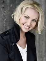 Laura Biemann, actor, Berlin