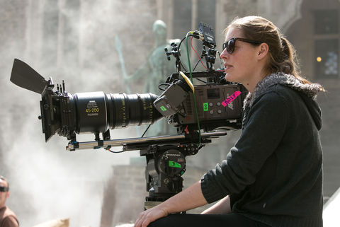 Claire Jahn, director of photography, camera operator, Cologne