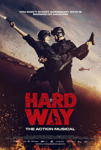 HARD WAY Poster | © fireapple