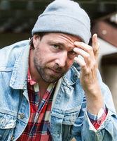 Christoph Bautz, actor, Frankfurt