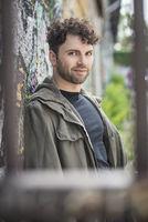 Daniel-Erik Biel, actor, Berlin