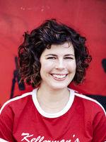 Sarah Riedel, actor, voice actor, speaker, Berlin