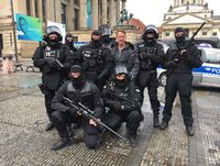 Berlin City Cops: accessories, Working Clothes, Costume Stor, Police Vehicles, Police Consultation, Police Specialized Extras, Uniforms and Liveries, Weapons (Props)