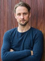 Axel Schreiber, actor, Berlin