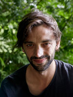 Lukas Kubik, actor, Zürich