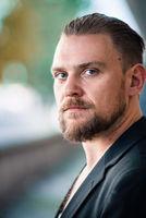 Florian Schmidtke, actor, Berlin