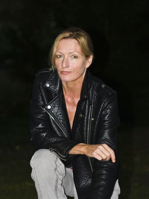 Britta Voigt, actress, speaker, Berlin