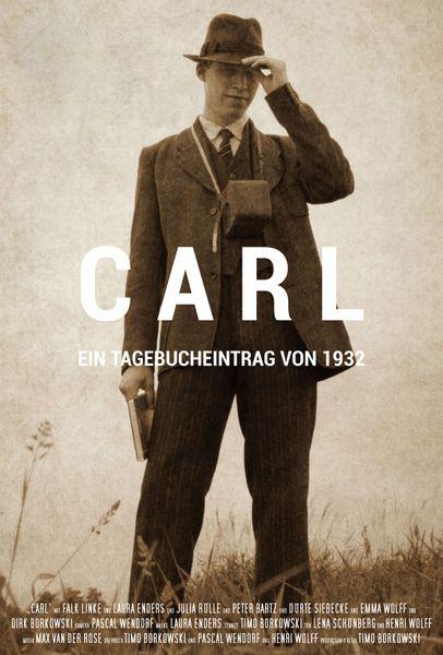 """Plakat von """"Carl"""" veröffentlicht"""