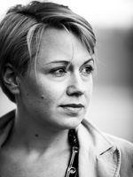 Janina Klinger, actor, speaker, singer, Berlin