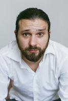 Eugen Pirvu, actor, voice actor, speaker, Berlin