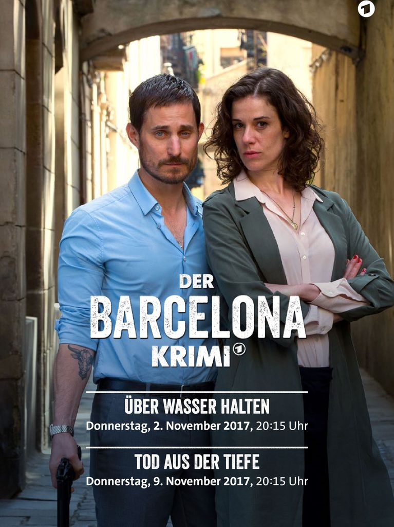 Der Barcelona Krimi Tod Aus Der Tiefe Tv Movie Series 2017