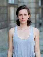 Janet Rothe, actor, Berlin