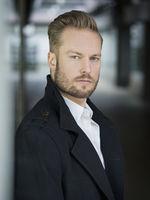 Marc Bluhm, actor, Berlin