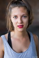 Katharina Steigel, young talent, drama student, Berlin