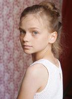 Mariella Aumann, kid actor, Berlin