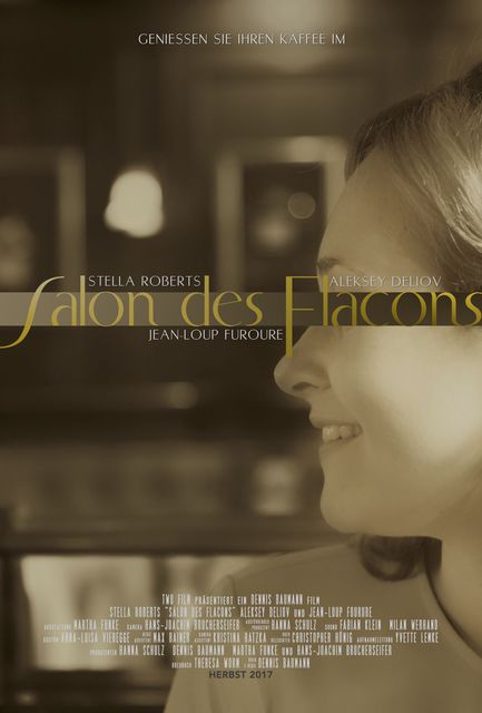 Salon des Flacons Poster | ©TWO