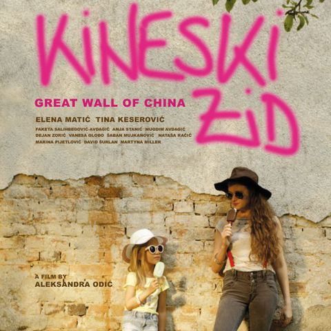 Kineski zid / Great Wall of China | © dffb / Aleksandra Odic