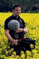 Oliver Göbel, production sound mixer, Berlin