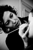 Sara Lichtsteiner, makeup artist / hair stylist, Berlin