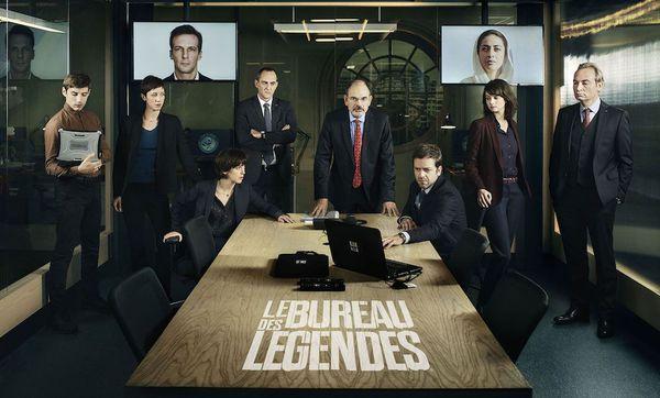 Le Bureau Tv Series : Le bureau des légendes tv series  crew united