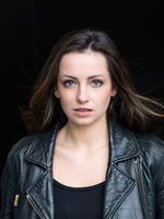 Marina Ziora, young talent, drama student, München